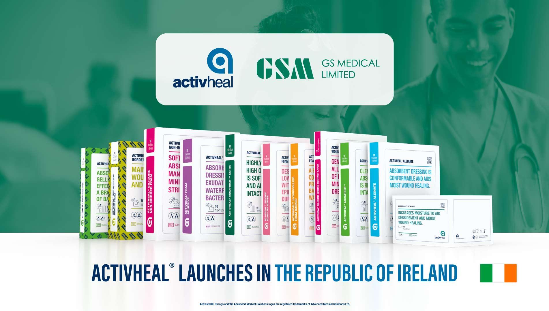 GS Medical ActivHeal Partnership